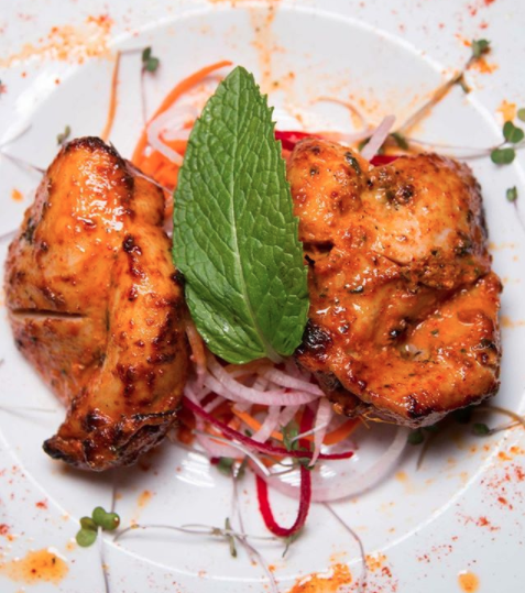 Boneless Tandoori Chicken, Badshah